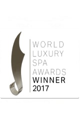 2017 World Luxury Spa Awards winner