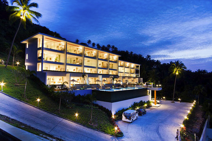 Luxury Hotel in Koh Samui