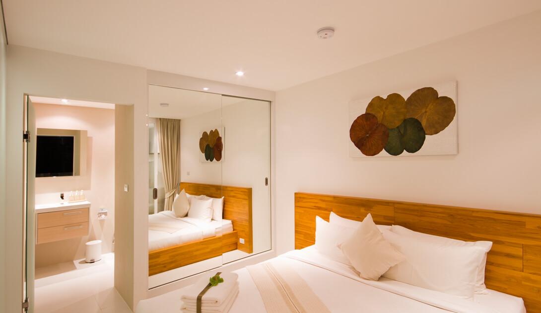 . Code Samui   One bedroom ocean view suite
